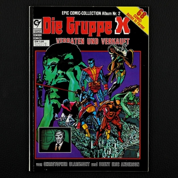 Epic Comic-Collection – Die Gruppe X  Nr. 2 Condor