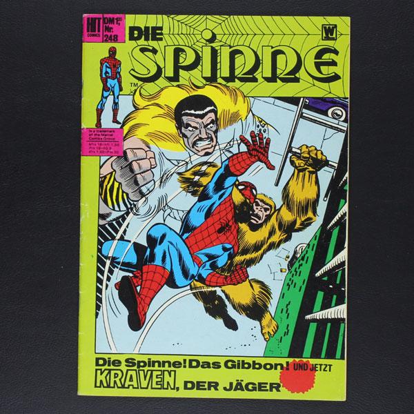Spinne Comic